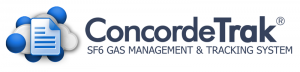 ConcordeTrak SF6 Gas Management and Reporting